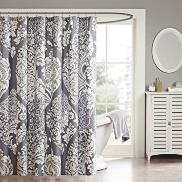 Amazon Madison Park MP70 1920 Vienna Shower Curtain 72 X Slate Home Kitchen