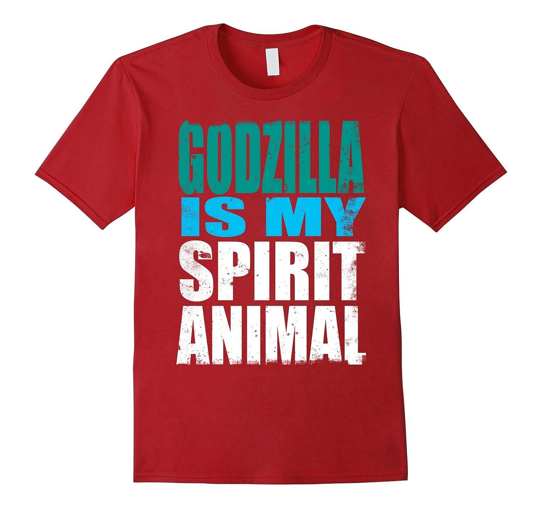 Godzi is my spirit animal T-shirt 2016-Art