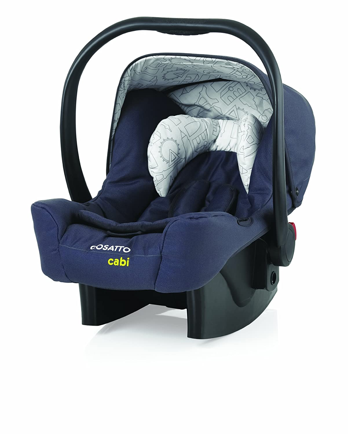 Cosatto Cabi Car Seat - Out On The Town: Amazon.co.uk: Baby