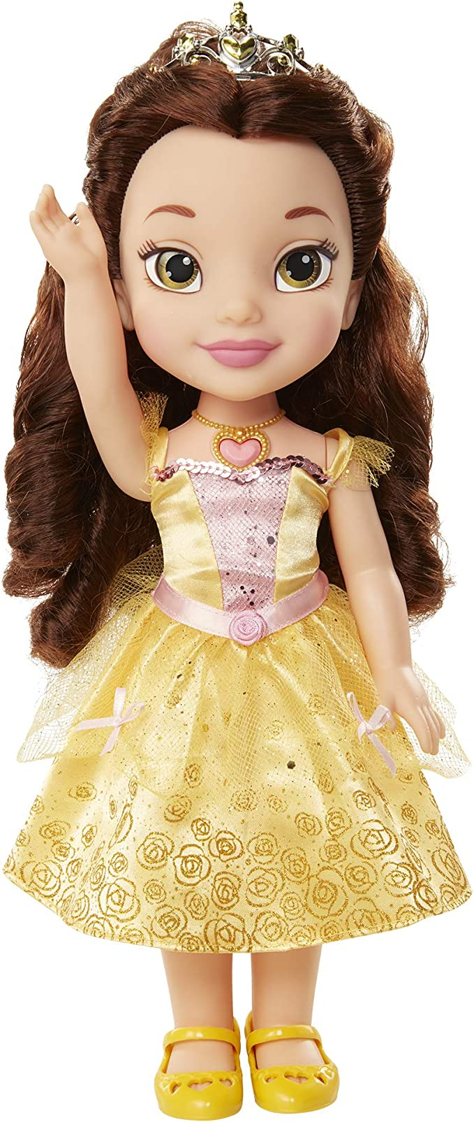 Amazon Com Disney Princess Belle Doll Beauty And The Beast Sing