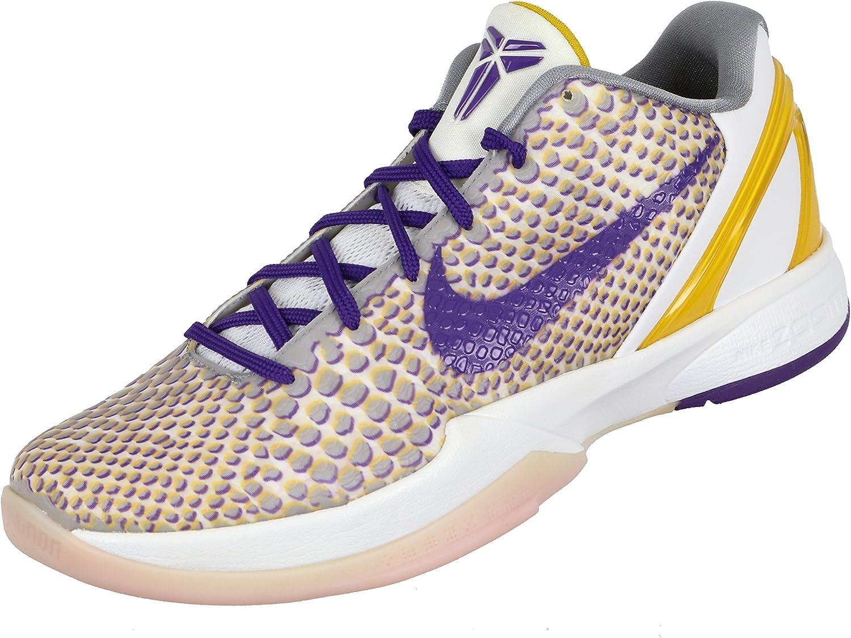 Nike Zoom Kobe 6 '3D Lakers' - 429659