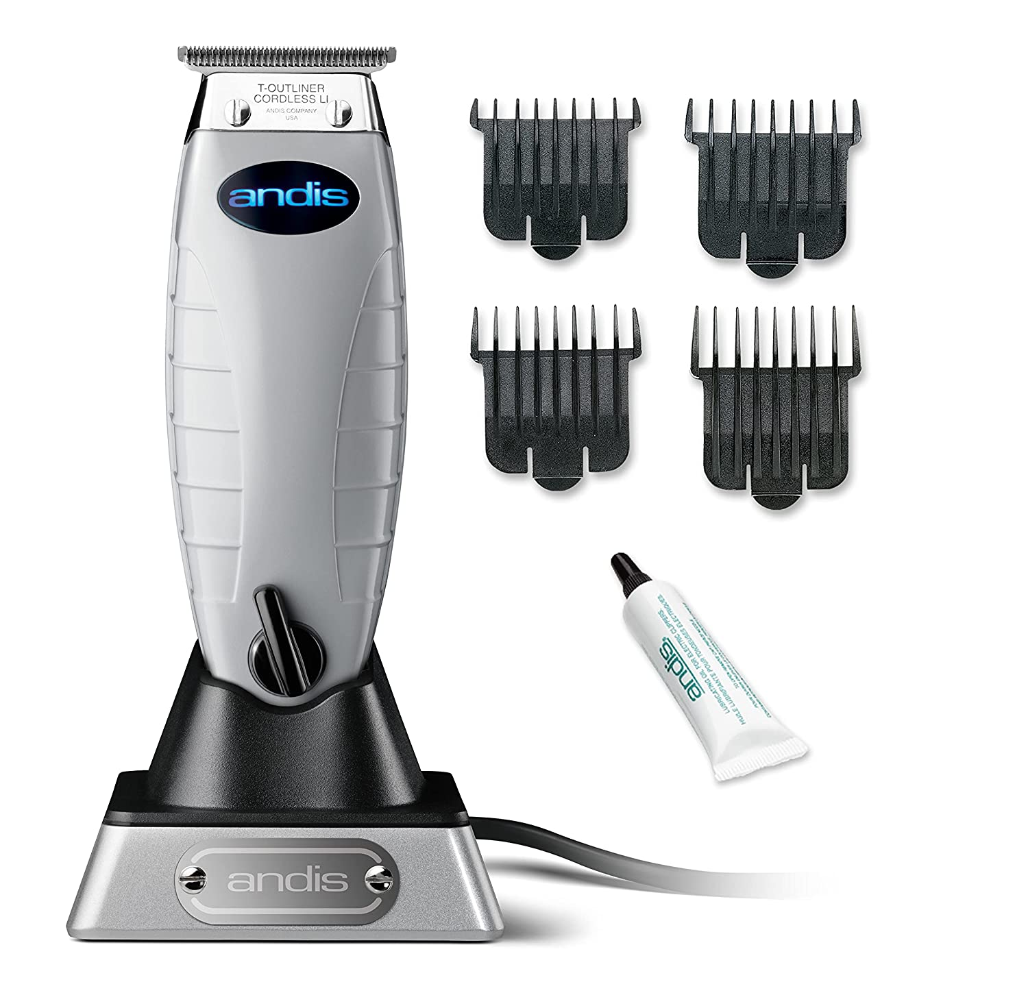 andis professional t-outliner beard or hair trimmer