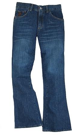 Lois Schlag Jeans pour Femmes Nigth-4 Mistral bleu, weite 24-48(