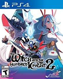 Poster. The Witch and the Hundred Knight 2