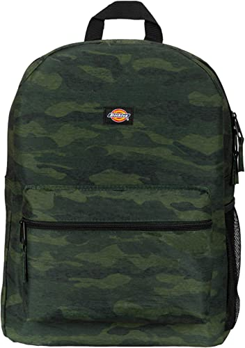 Dickies Student Backpack, Heather Camo, One Size