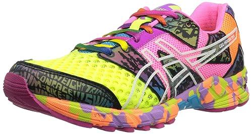 Asics Gel-Noosa Tri 8 Zapatillas de la Mujer: Amazon.es: Zapatos y complementos