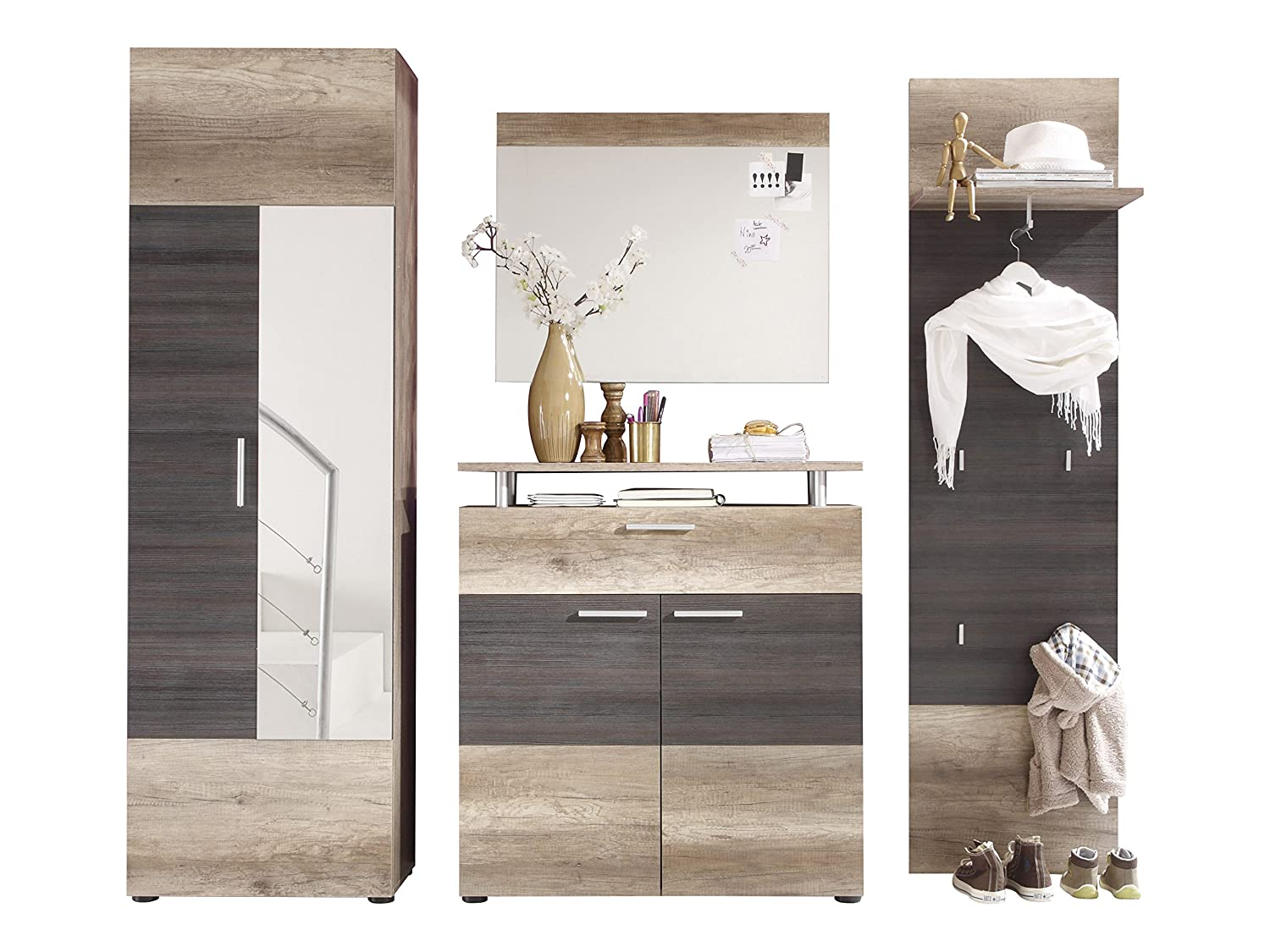 einlegebden kche latest homin trig wittena with schwebetren schrank with einlegebden kche. Black Bedroom Furniture Sets. Home Design Ideas