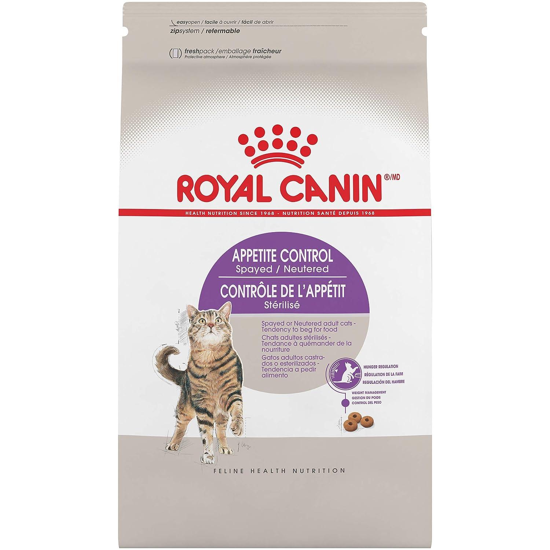 ROYAL CANIN Comida para gato seco Spayed/Neutered Appetite Control ...
