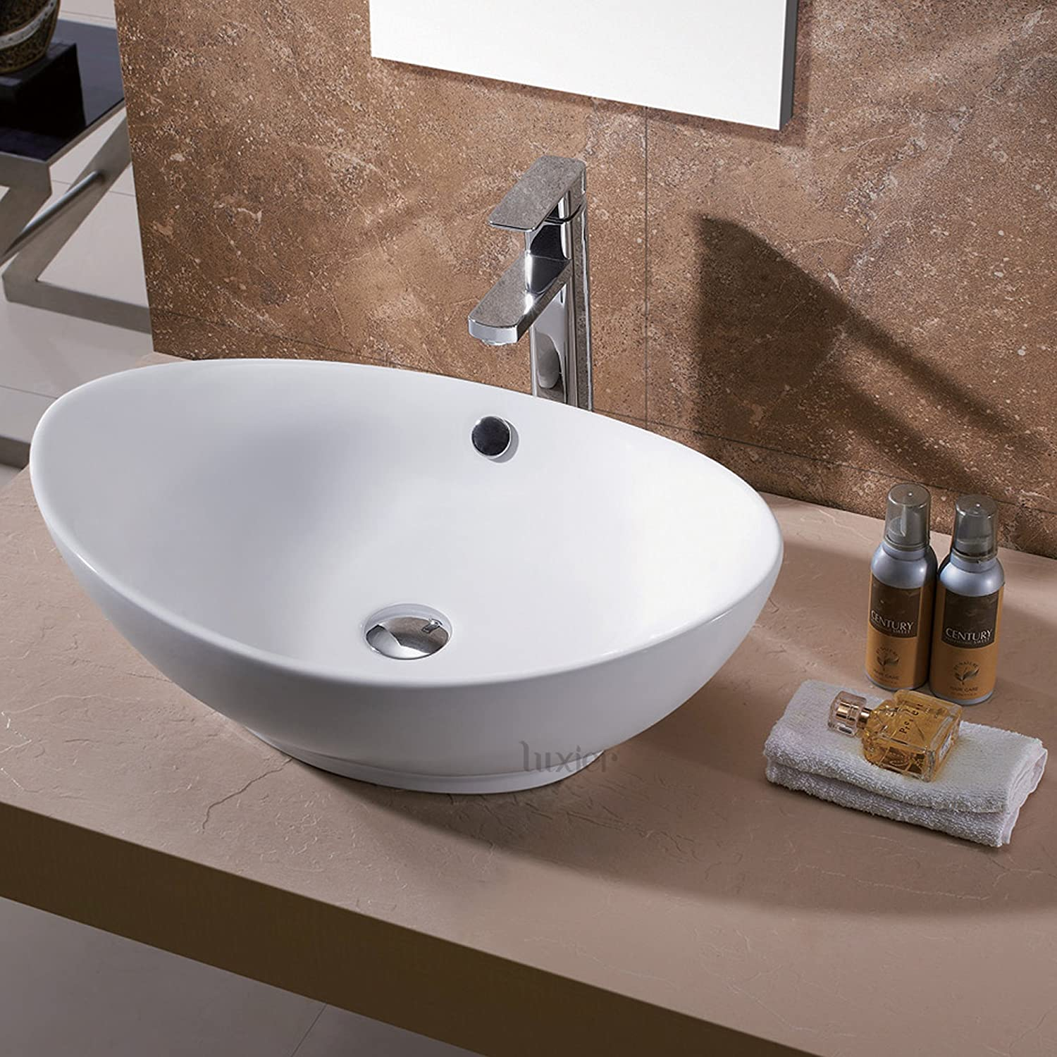 Bathroom Sink Dreamy Person Beautiful Vessel Bathroom Sinks
