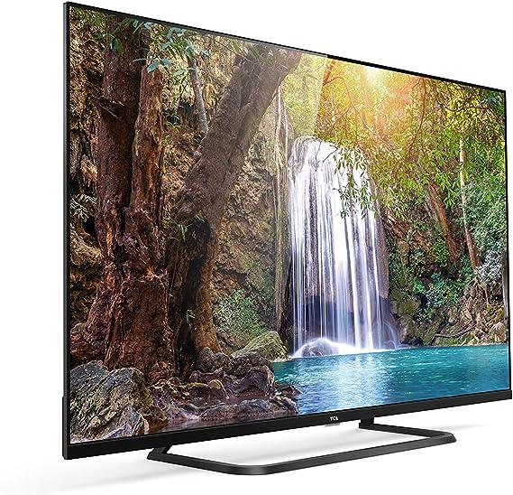 TCL 50EP680 Televisor de 126 cm (50 pulgadas), Smart TV con ...