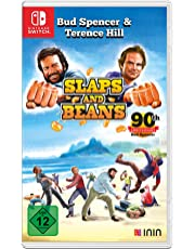 Bud Spencer & Terence Hill Slaps and Beans Anniversary Edition - [Nintendo Switch]