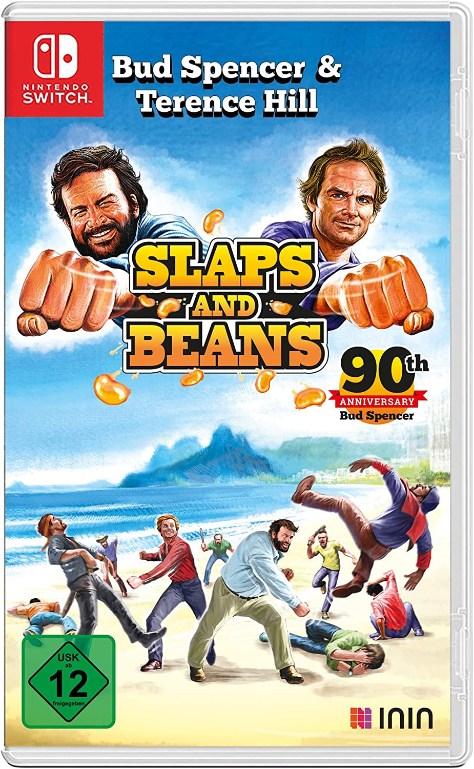 Bud Spencer & Terence Hill Slaps and Beans Anniversary Edition ...