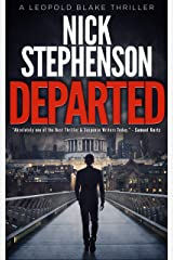 Departed (A Private Investigator Series of Crime and Suspense Thrillers, Book 3) Kindle Edition