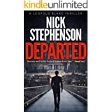 Departed (A Private Investigator Series of Crime and Suspense Thrillers, Book 3)
