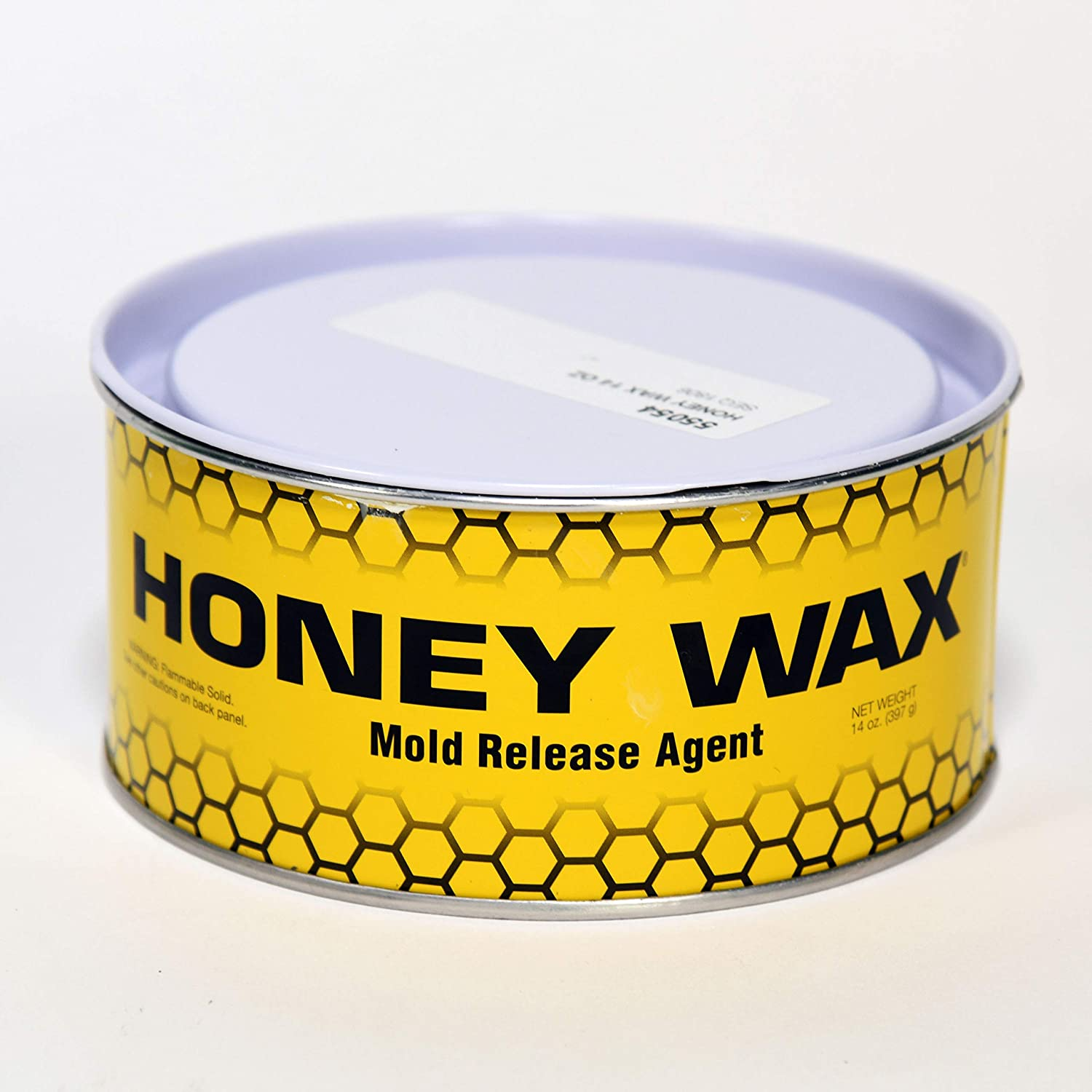 Honey Wax Mould Release Wax 14 OZ Can: Amazon ca: Industrial