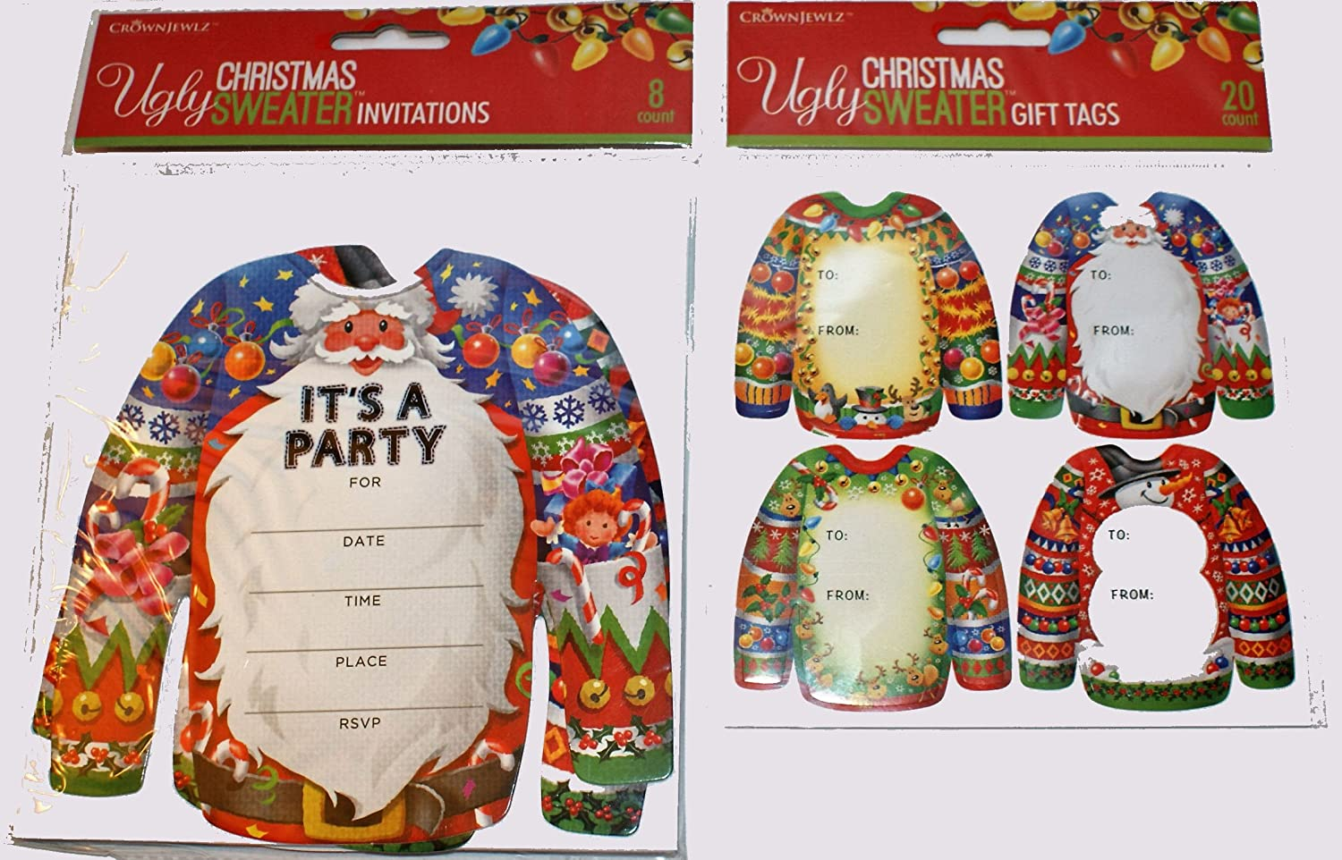 27+ Christmas Sweater Bundle PNG