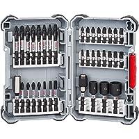 Impact Control Schroefbitset, booropzetstuk, 36-delige accessoireset voor accuschroevendraaier, 23 x schroefbits, 3 x…