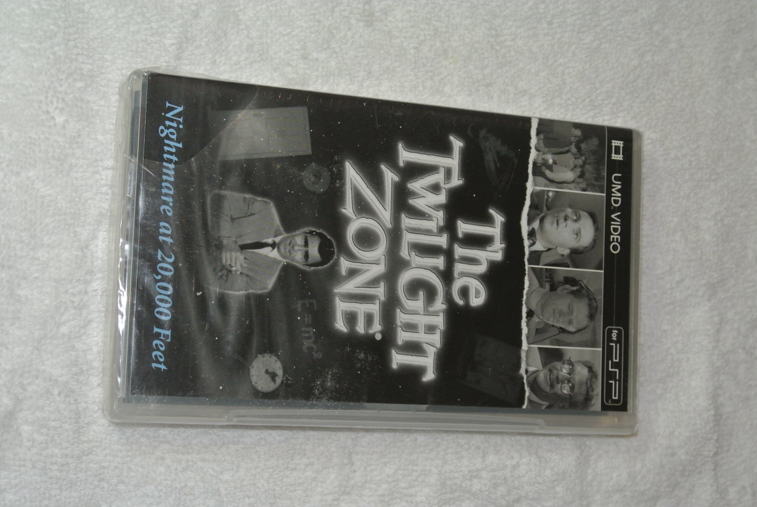 The Twilight Zone: Nightmare at 20,000 Feet [UMD for PSP]