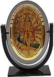 Odishabazaar Lord Murugan Idol for Car Dashboard / Home / Office / Perfect Gift Item - 3 x 2.5 inch