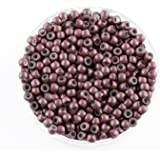 500Pcs 3mm Silicone Nano Ring Beads for Nano Ring Tip Hair Extensions 5Colors Available (Brown)