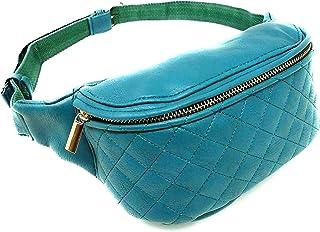 AceMonkey, Marsupio Multicolore Blu (Lady Blue)