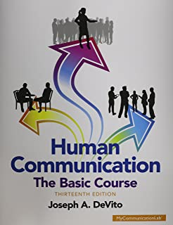 Amazon human communication the basic course plus new human communication the basic course 13th edition fandeluxe