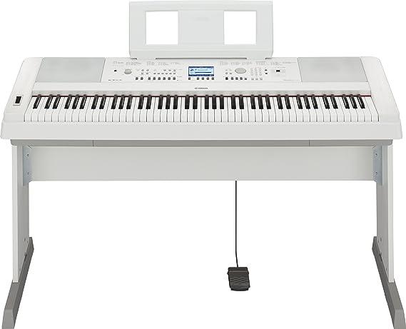 Yamaha DGX650WH - Dgx 650 wh piano digital