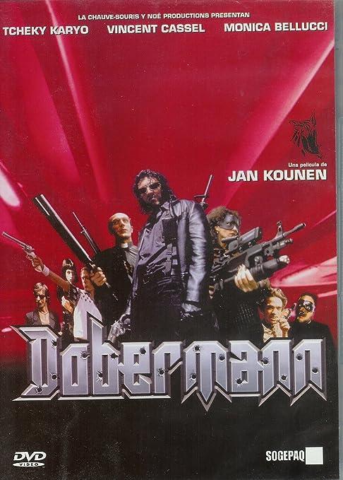 Doberman [DVD]: Amazon.es: Tchéky Karyo, Vincent Cassel, Chick ...