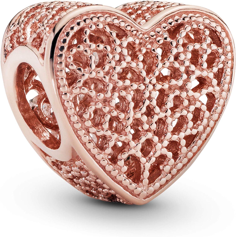 Pandora Jewelry Filled With Romance Pandora Rose Charm