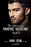 The Librarian's Vampire Assistant, Book 4 (English Edition)