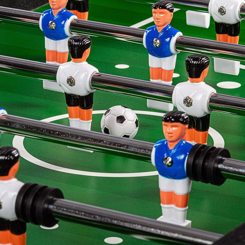 Maxstore Leeds - Futbolín (decoración de Madera Clara, decoración ...