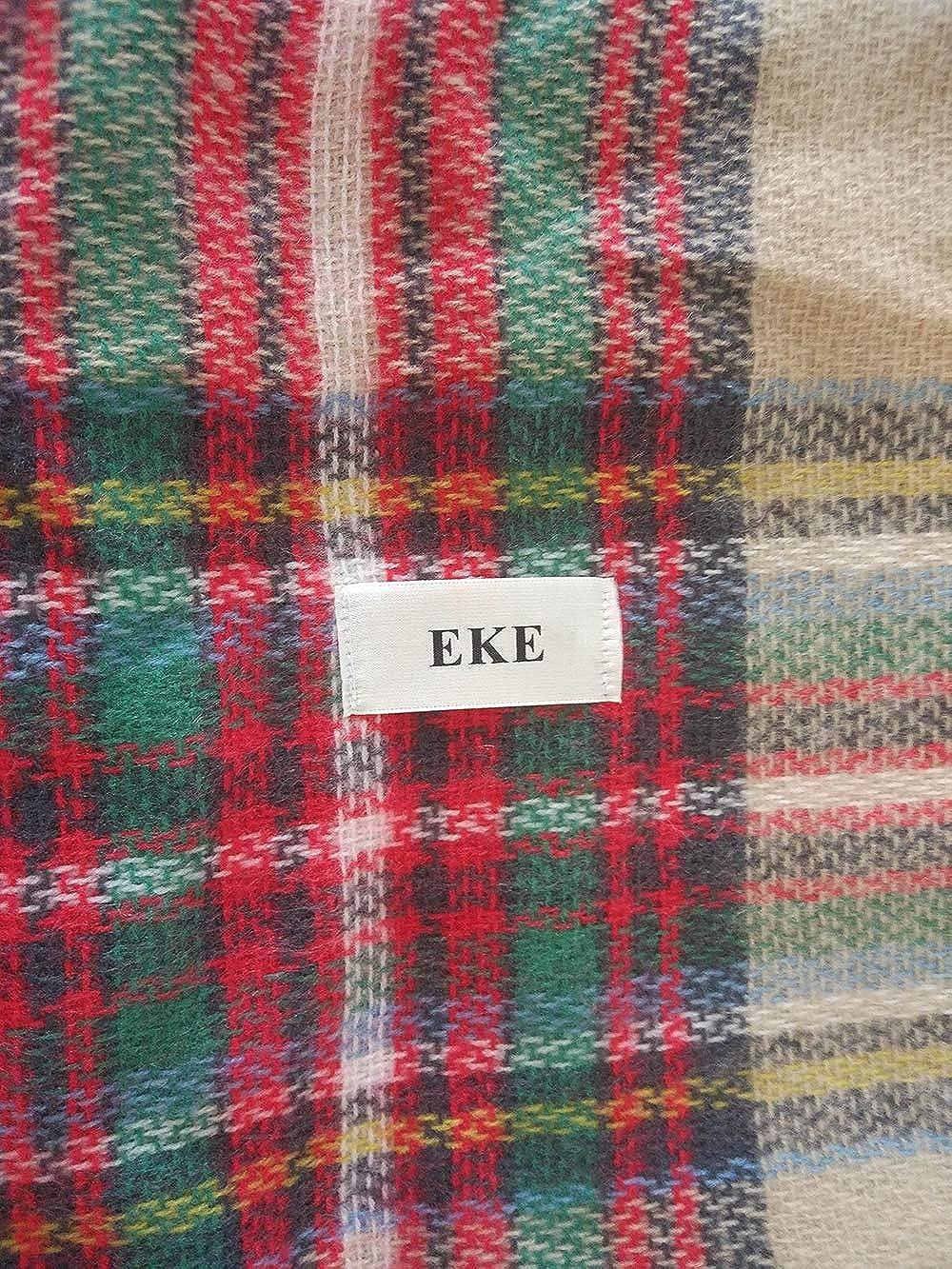 EKQ Womans Eternal Style Scarf Classic Elegant Carpet Lattice Scarf