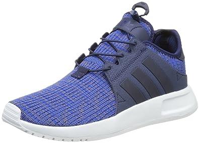 adidas Unisex-Erwachsene X PLR Sneaker Low Hals, Blau Dark ...