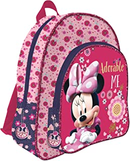 Licence Minnie Mouse Sac à dos enfant, 42 cm, Multicolor AS058