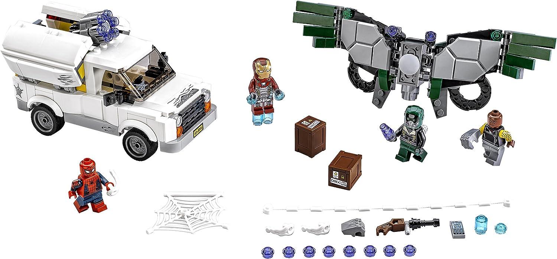 LEGO Super Heroes - Beware The Vulture