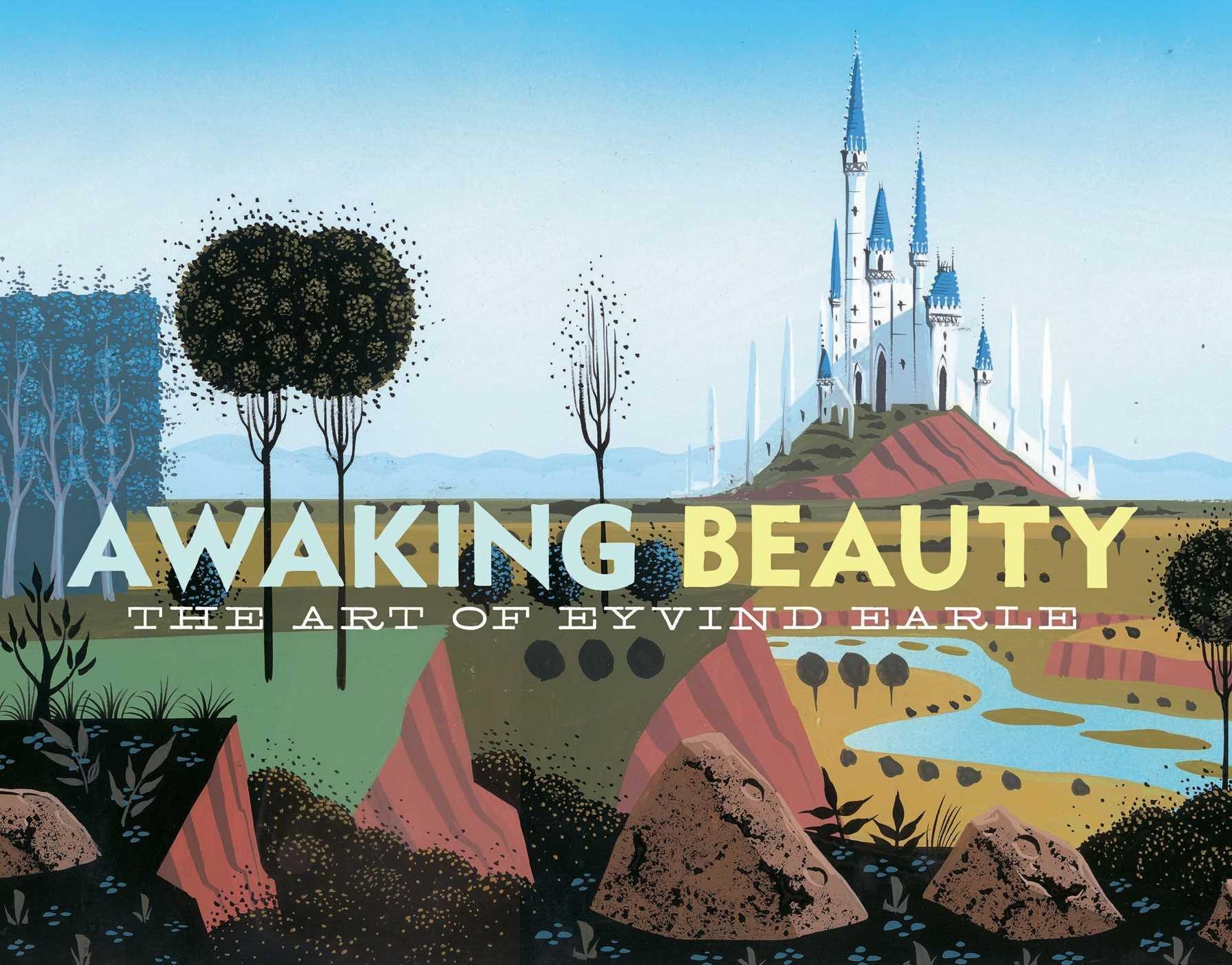 Sleeping Beauty Concept Art Book