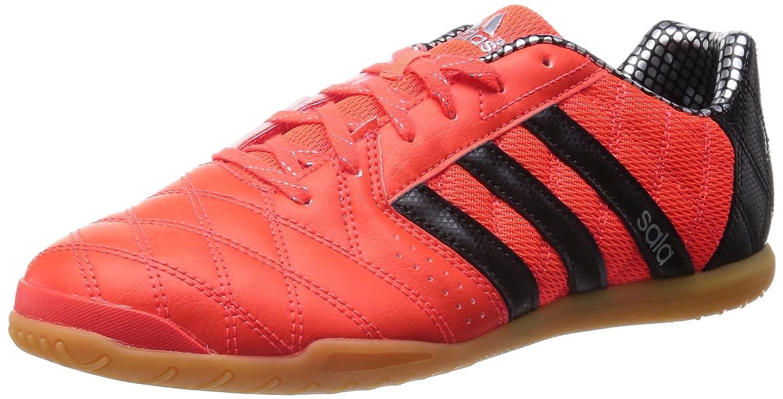 Adidas Herren FF Supersala Fuß Wear-Weiß Blau Blau Blau Orange, Größe 8 6c5036