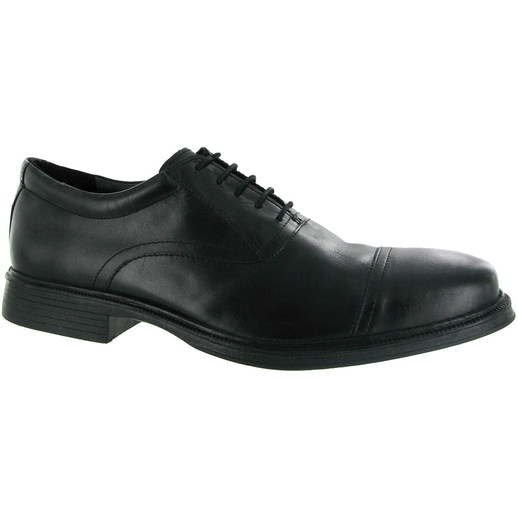Cotswold Eastleach Lace Up Oxford Shoe/Mens Shoes (10 US) (Black)