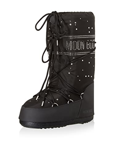 f22909a93ced2 Moon Boot - Boots Apres Ski Moon Boot Constellation Noir - - 39-41 ...
