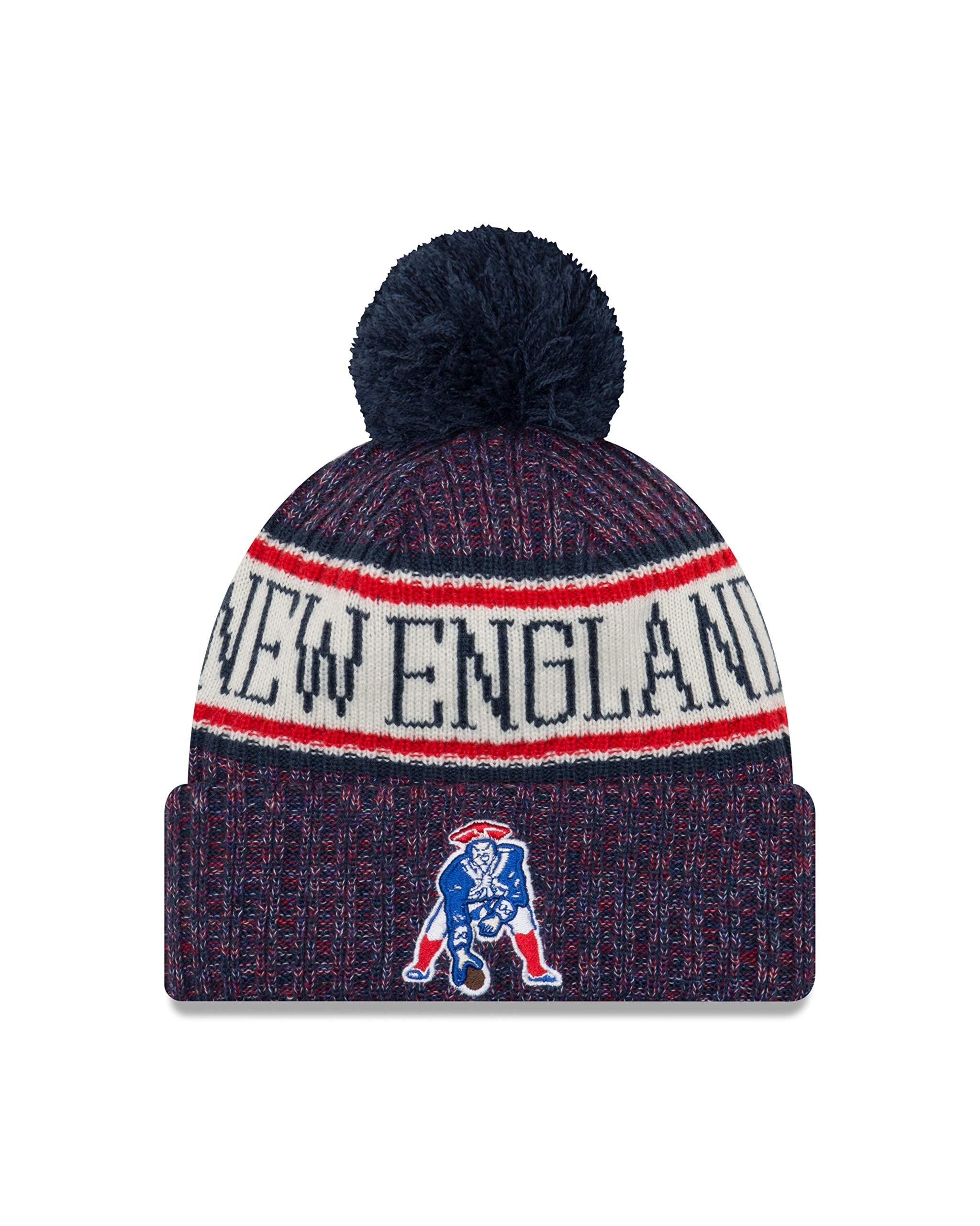 New Era New England Patriots NFL 18 Sideline