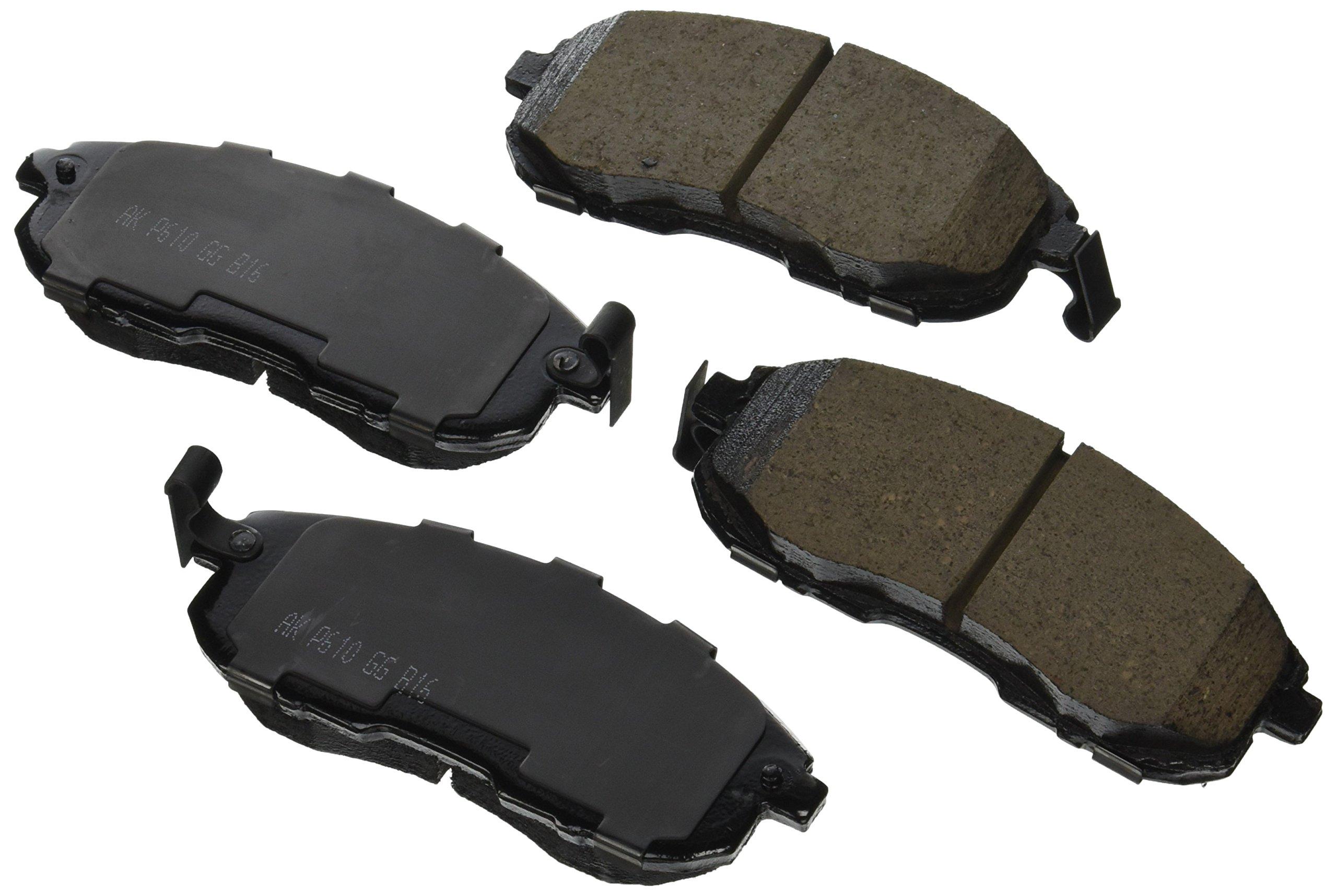 Bosch 40011472 QuietCast Premium Disc Brake Rotor For Nissan Altima Front