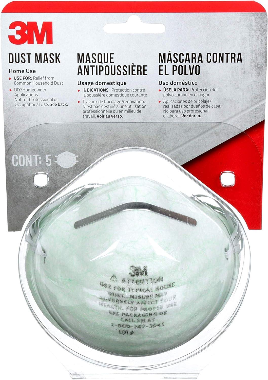 mask dust 3m