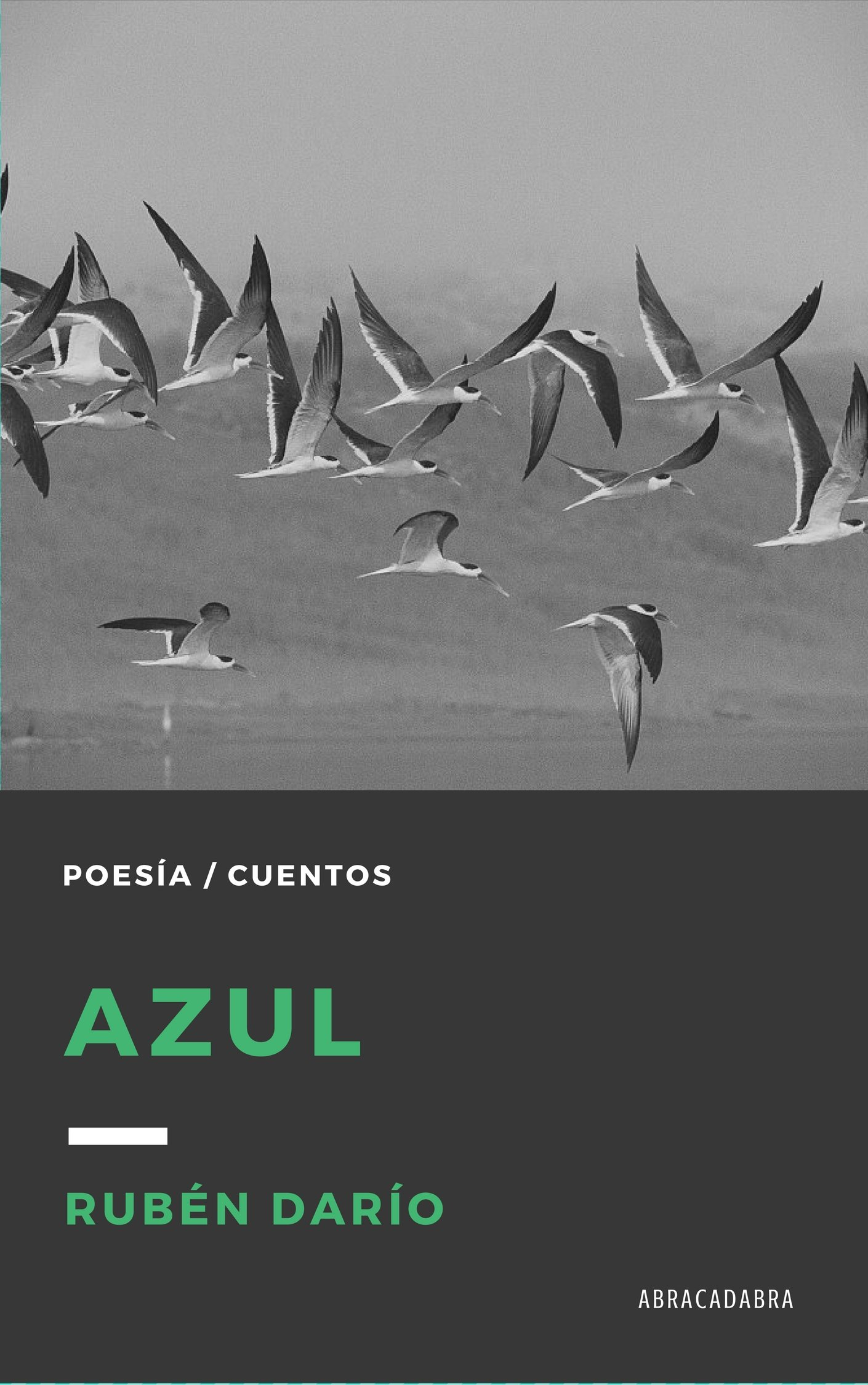 Azul...  Obras De Rubén Darío Nº 1   Spanish Edition