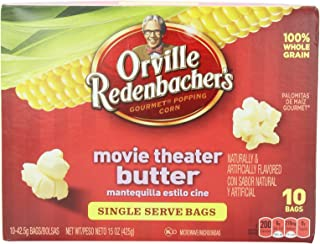 product image for Orville Redenbacher Movie Theatre Butter Popcorn Mini Bags, 10-Count (Pack of 3)