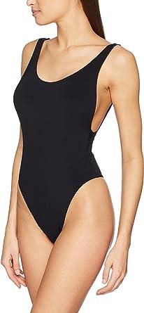Seafolly Womens Retro Tank One Piece Swimsuit