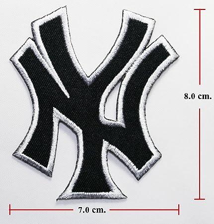 d8adc88694a87 NY NEW YORK YANKEES World Series Baseball Logo Team Jacket T shirt ...