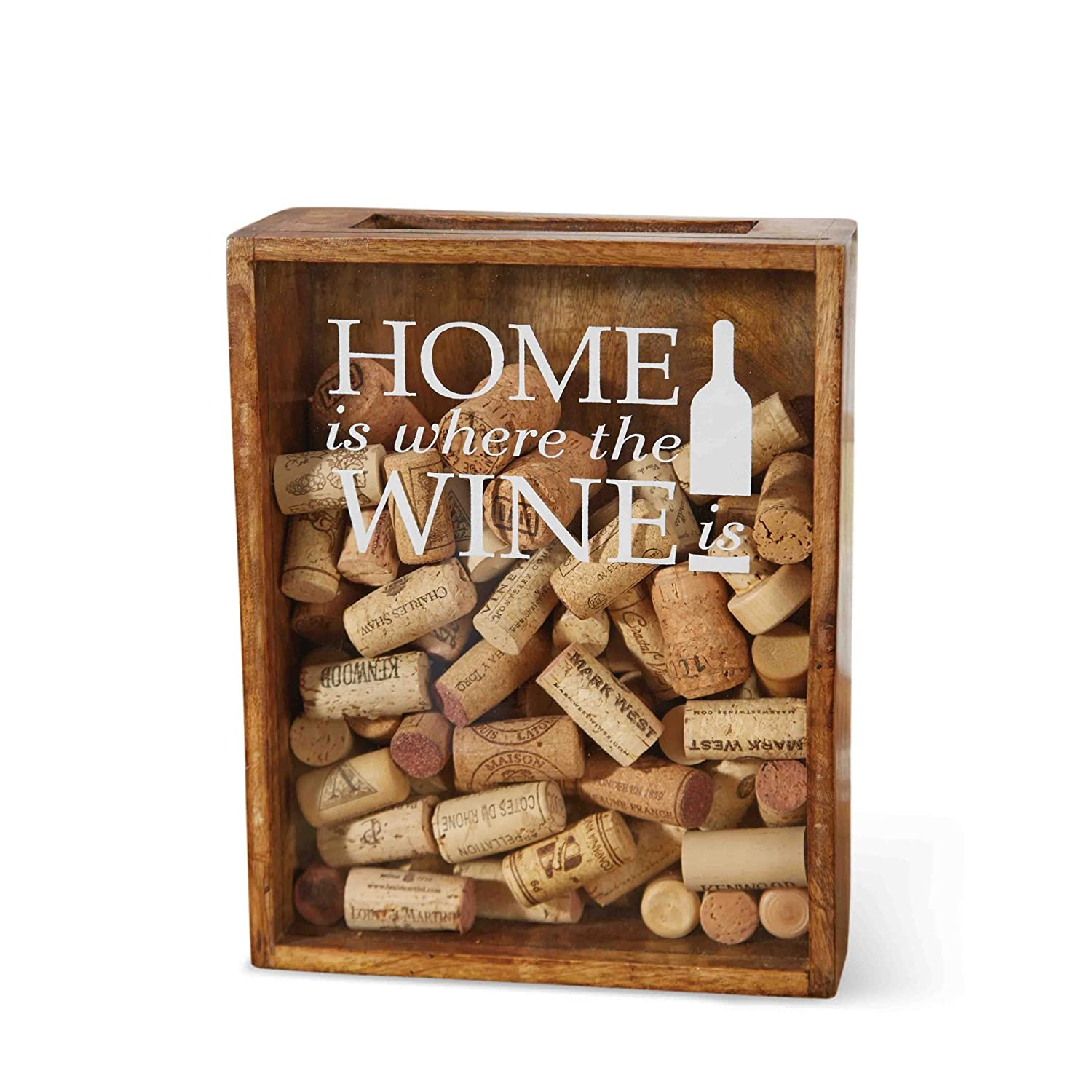 If She Is Then This Wine Box Will Make An Excellent Gift For Her Measuring Just 105x 85 Cork Can Be Placed On The