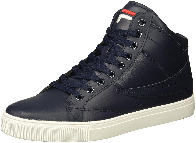 Fila Men's Smokescreen Walking Shoe 12 D(M) US|Fila Navy/White/Fila Red
