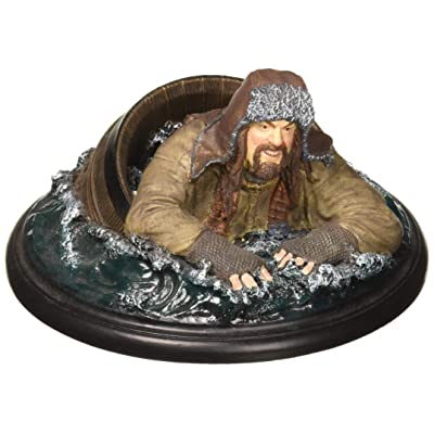 Weta Workshop Bofur The Barrel Rider Hobbit Mini Statue: Toys & Games