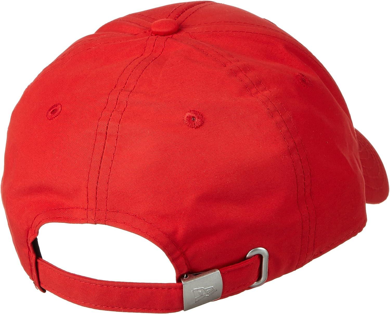 Red Flawless Logo New Era 9FORTY New York Yankees Baseball Cap